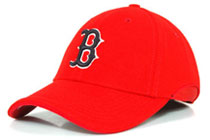 Red Sox youth batting practice hat