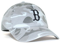 Red Sox camo franchise hat