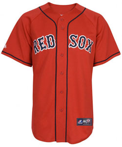 Red Sox alternate home jersey