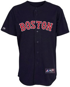 Red Sox alternate road jersey