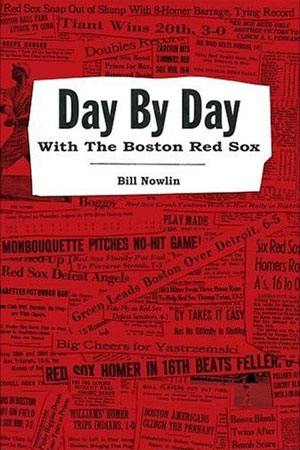 Day by Day Red Sox history book