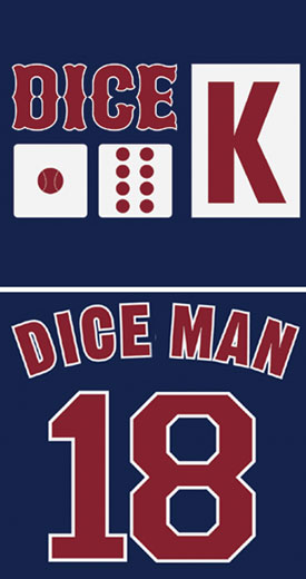 Dice-K Boston shirt