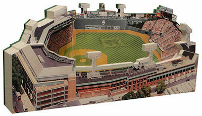 Model of Fenway Park