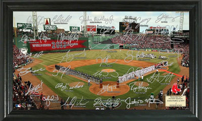 Red Sox Signature Field