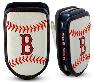 Red Sox cell phone case