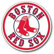 Red Sox secondary logo pin