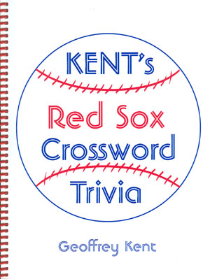 Red Sox Crossword Puzzle Trivia Book
