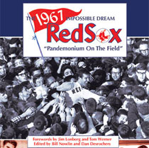 1967 Impossible Dream Red Sox biography book