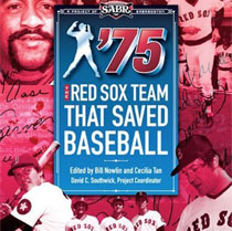 1975 Red Sox biography book