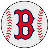 Red Sox logo mats