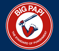Big Papi Standard of Punishment shirt