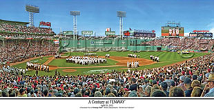 100th Anniversary Celebration of Fenway Park