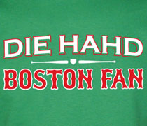 Diehahd Boston Fan shirt