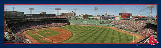 Fenway panorama sign