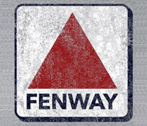 Fenway triangle sign shirt