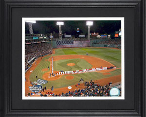 2004 World Series at Fenway Park photo