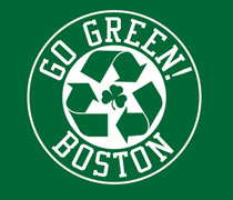 Go Green Boston shirt