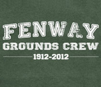 Fenway grounds crew shirt