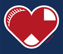 Sox Heart shirt