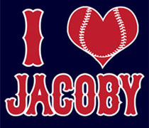 I Heart Jacoby shirt
