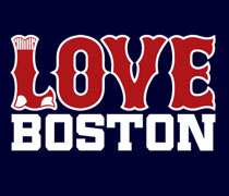 Love Boston shirt