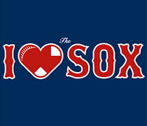 I Love Sox shirt