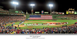 Fenway Park - 2007 World Series Opening Ceremonies