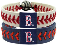 Red Sox baseball seam bracelet