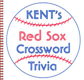 Kent's Red Sox crossword puzzle book