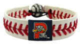 Portland Sea Dogs baseball seam bracelet