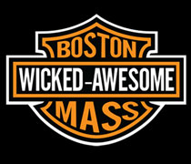 Wicked-Awesome shield shirt