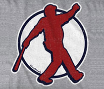 Big Papi silhouette shirt
