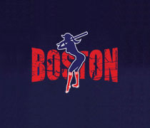 Boston Girl Batter Up shirt