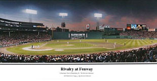 Rivalry at Fenway Park - Yankees at Red Sox