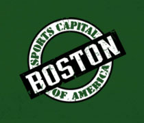 Boston Sports Capital of America shirt