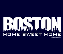 Boston Home Sweet Home shirt