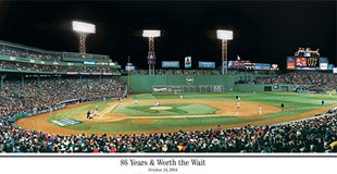 2004 World Series at Fenway Park