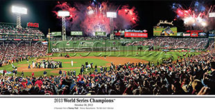 2013 World Series Champions Celebration at Fenway Park
